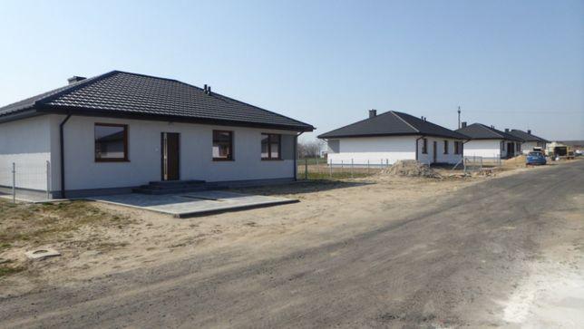 Nowe domy 5 km od Piotrkowa Trybunalskiego, Rokszyce Drugie.