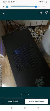 Vendo pc i7 gaming bem equipado, teclado e rato normal.