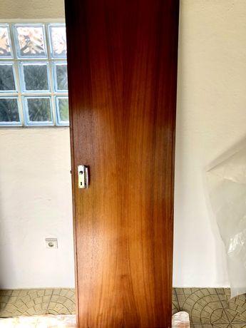 Portas de Madeira de 70 / 75 por x 200 cm