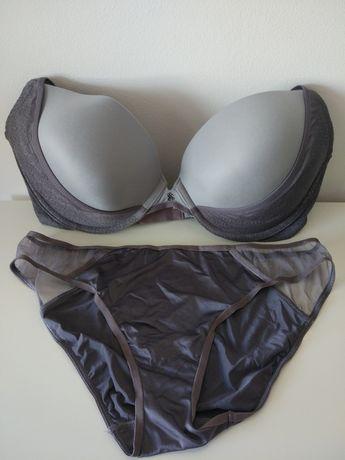 Komplet bielizny damskiej Victoria's Secret
