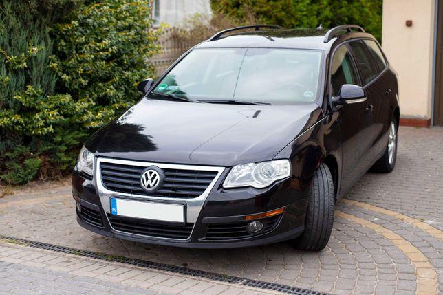 Volkswagen Passat B6 1.9 TDI 2007r.