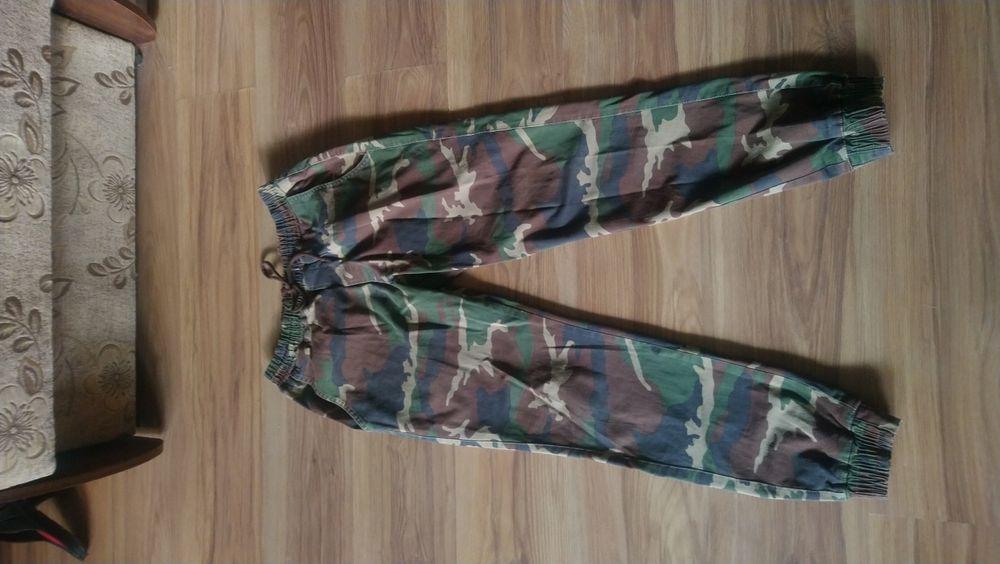 Spodnie joggery moro Diamante Wear Brzozów - image 1