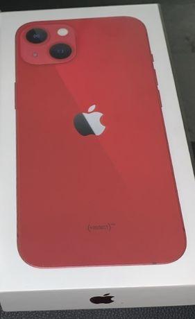 Iphone 13 vermelho novo