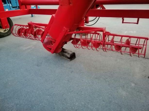 Машина для выгрузки зерна из мешков-рукавов Akron