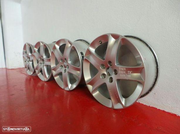 Conjunto De Jantes Peugeot 407 Sw (6E_)