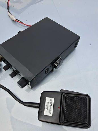 Cb radio  uniden   510  z  mikrofonem   z  echem