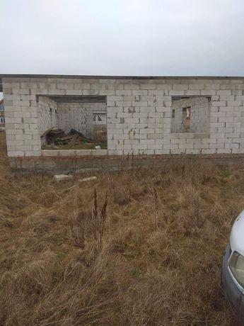 Продається недобудований будинок