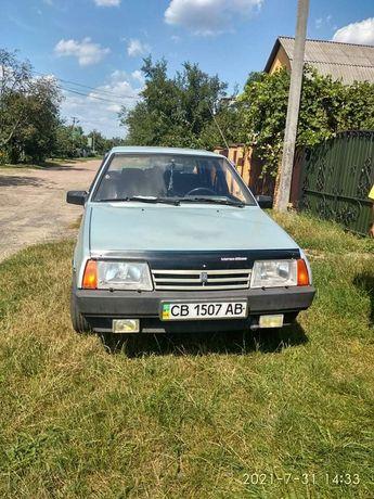 Автомобіль Lada 99