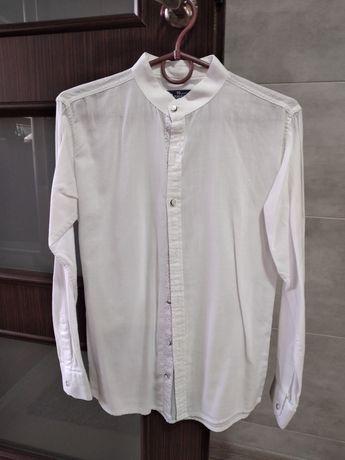 Продам білу стильну сорочку