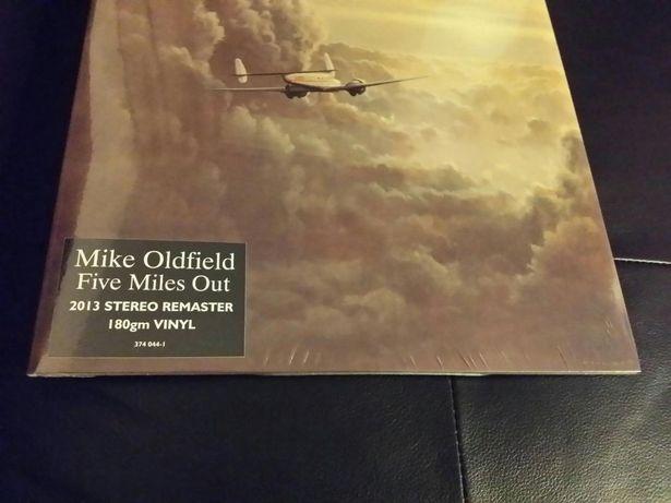 Nowa Płyta winylowa Mike Oldfield. Five Miles Out winyl