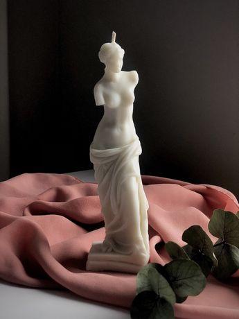 Венера милосская , соевая свеча