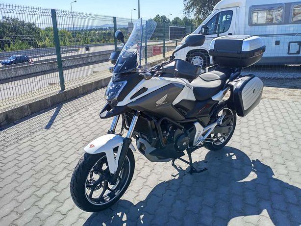 Honda NC750X, kit Travel
