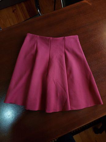 Mini saia rosa NOVA