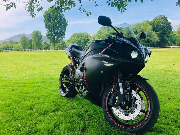 Yamaha R1 doinwestowana