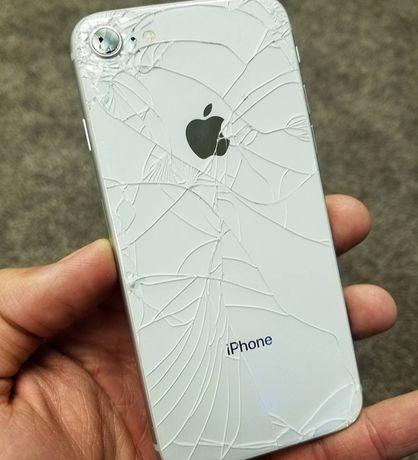 Wymiana Ekranu Szybki Wyświetlacza iPhone 7 8 X XS WARSZAWA