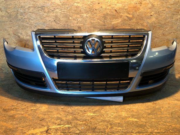 Zderzak Przedni Volkswagen Passat B6 Kolor LB5M