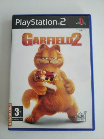 Jogo Garfield 2 PS2