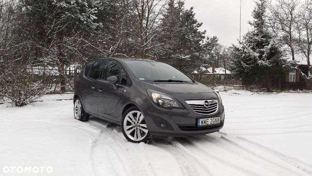 Opel Meriva 1.4 TURBO 140 km COSMO