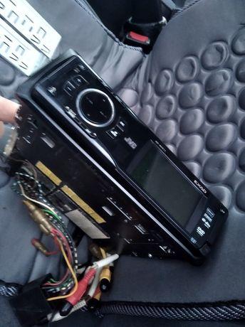 Sprzedam radio samochodowe JVC KD-AVX11