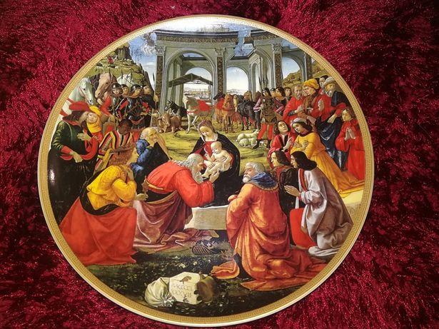 Prato colecção Natal 2000
