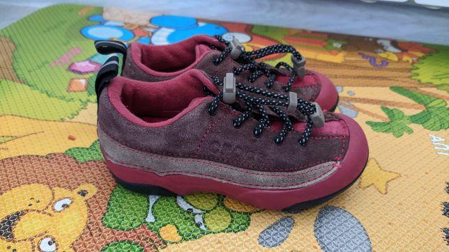 Туфли ботинки кроссовки теплые Crocs С11 стелька 18,5 см