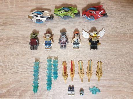 Фигурки Лего Чима / Chima (аналог Lego), карточки