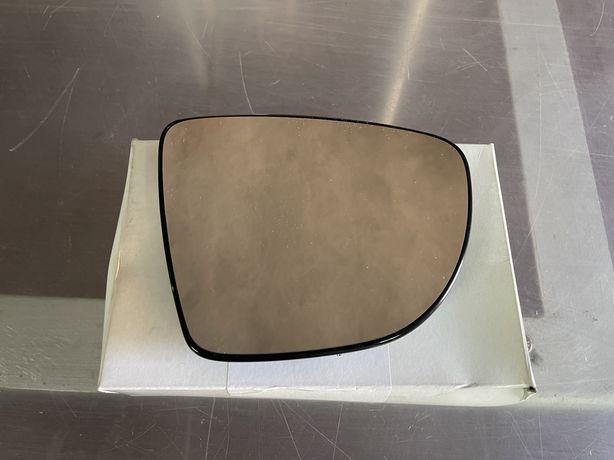 Vidro espelho retrovisor direito Renault Clio, Captur, Nissan Micra