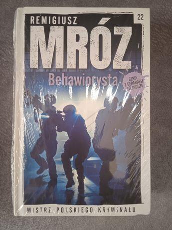 Zestaw 2 powieści Remigiusza Mroza