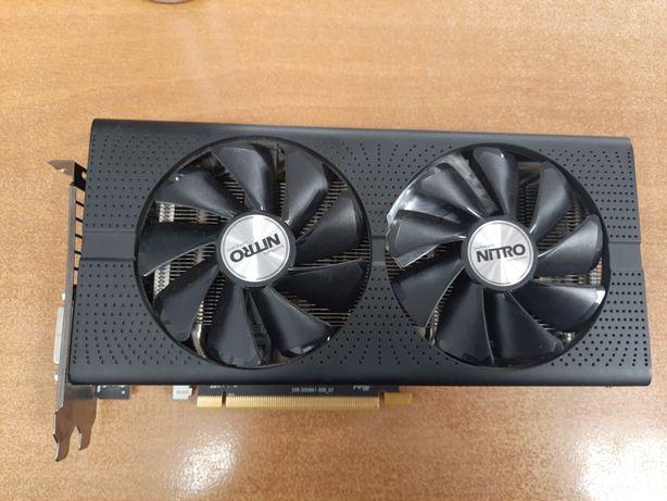 Видеокарта  Radeon RX470 4Gb