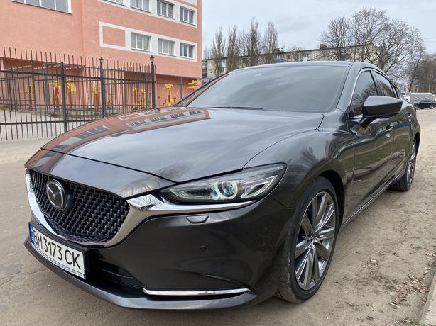 MAZDA 6 TOP 2018  Официальное авто в самой максимальной комплектации T
