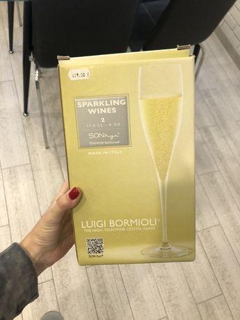 Бокалы подарочные для шампанского