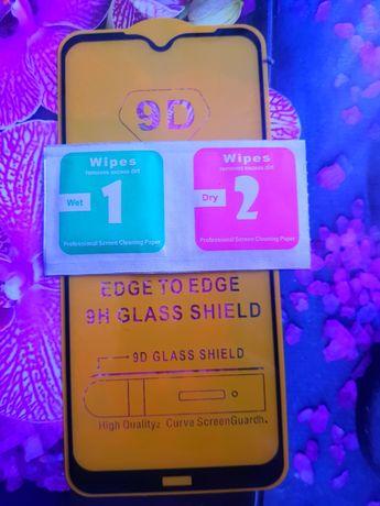 9D Защитное стекло Xiaomi Redmi Note 8t