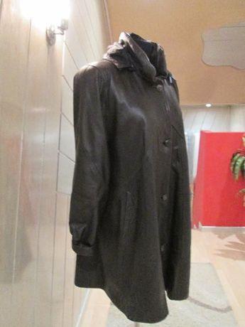 Płaszcz skórzany-sukienki-bluza