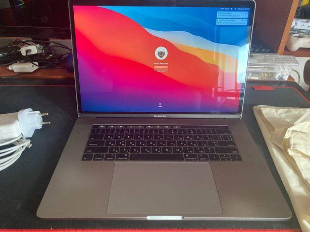"""MacBook Pro 15"""" 2017, 256GB"""