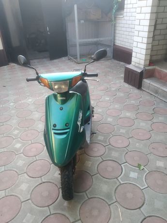 Yamaha Jog мопед скутер