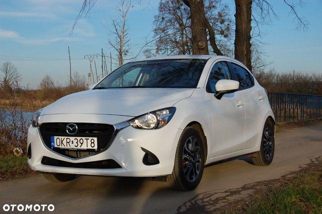 Mazda 2 Faktura Vat 23% bogate wyposażenie, Lift