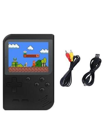 Gra Gameboy Mini konsola Retro 500in1  Przenośna MARIO