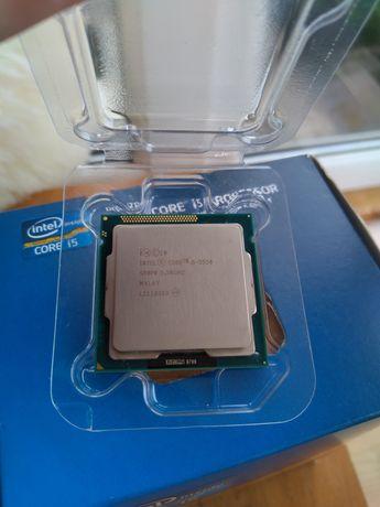 Процесор intel core i5 3550 BOX