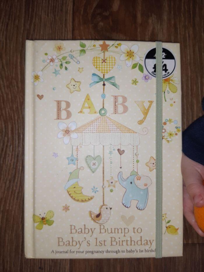 Дневник беременной от зачатия до 1 года английский язык Каменное Поле - изображение 1