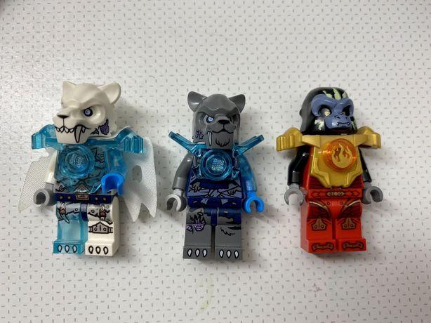 Lego chima фигурки