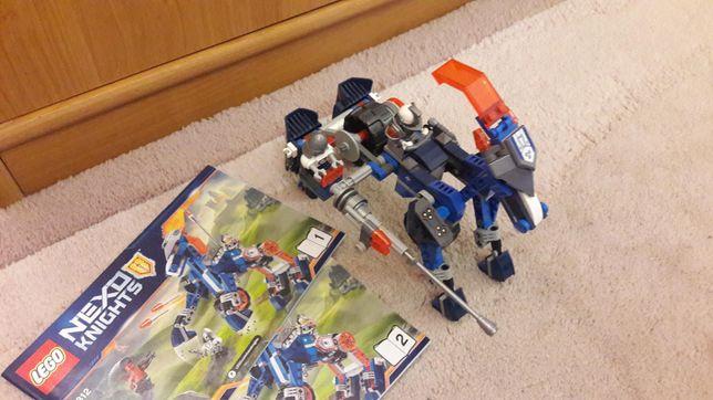 Lego нексо найтс Ланс и его механический конь