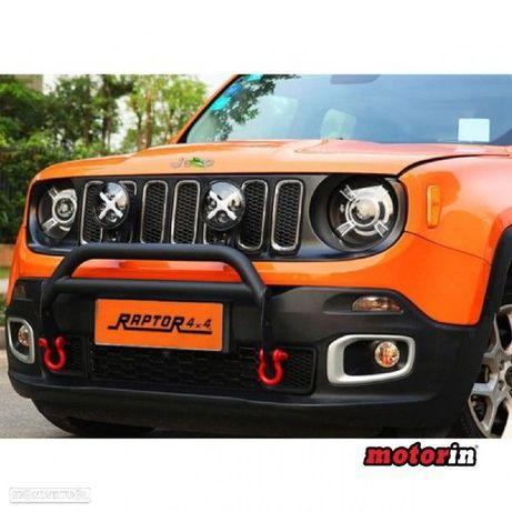 """Barra em """"A"""" Dianteira """"Raptor 4×4"""" Jeep Renegade"""