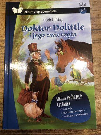 Lektura. Doktor Dolittle i jego zwierzęta. Nowa