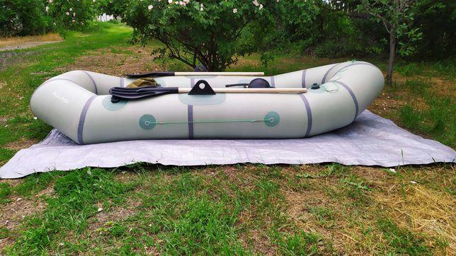 Эрлан 255 Новая надувная резиновая лодка. гарантия 12мес.для лодки