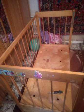Кровать детская ссср