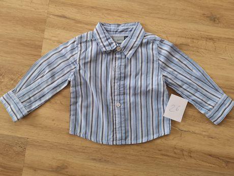 Koszula niemowlęca rozmiar 74