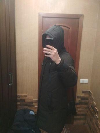Зимняя куртка Армани
