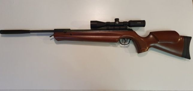 Walther lgv master pro 4,5