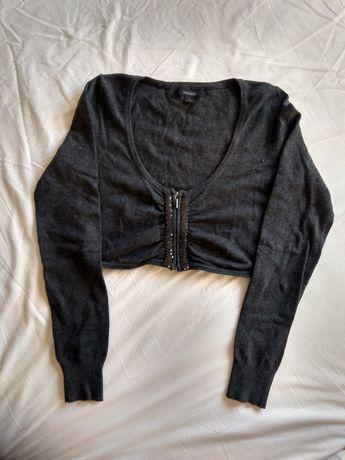 Sweterek, narzutka, idealne do sukienki