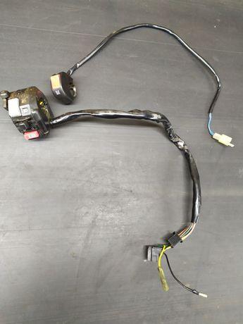 Włącznik przełącznik lewy + prawy świateł części Yamaha DT 125 R 00-03
